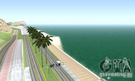 BeautifulDark ENB для GTA San Andreas восьмой скриншот