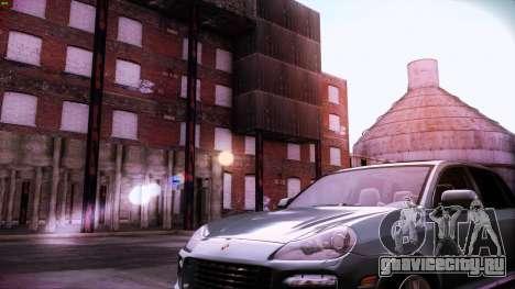 Lenoxx ENB для GTA San Andreas