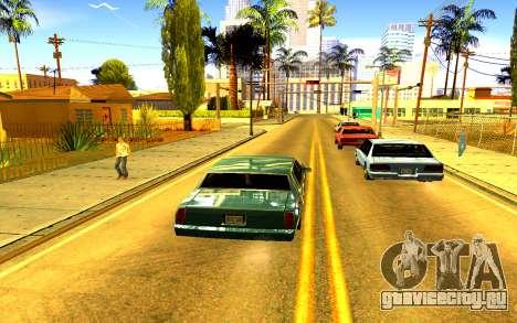 Colorful ENBSeries для GTA San Andreas второй скриншот