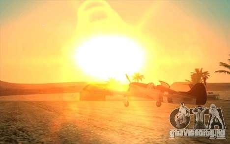 GTA 5 ENB by Dizz Nicca для GTA San Andreas второй скриншот