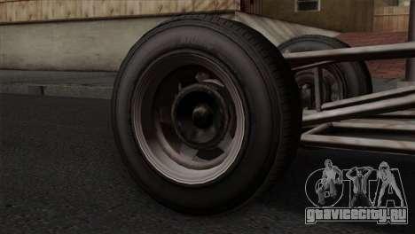 GTA 5 Dune Buggy IVF для GTA San Andreas вид сзади слева