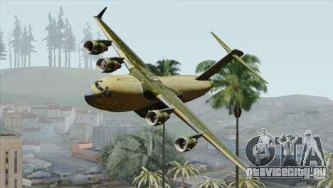 C-17A Globemaster III для GTA San Andreas