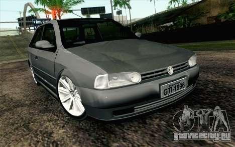 Volkswagen Golf GL для GTA San Andreas