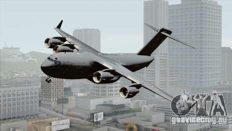 C-17A Globemaster III RAAF для GTA San Andreas