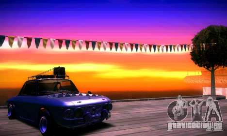 ANCG ENB v2 для GTA San Andreas