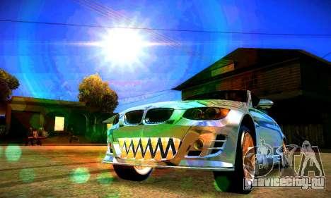 ANCG ENB v2 для GTA San Andreas четвёртый скриншот