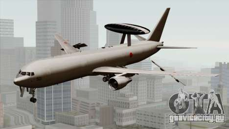 Boeing E-767 Japan Air Self-Defense Force EoJ для GTA San Andreas