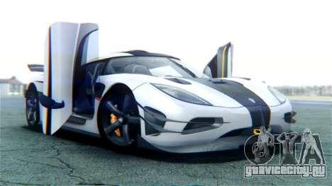 Flash ENB v2 для GTA San Andreas третий скриншот