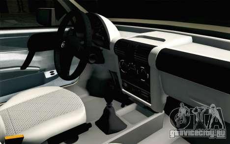 Chevrolet Classic для GTA San Andreas вид справа