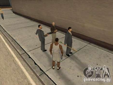 Русские в Торговом Квартале для GTA San Andreas десятый скриншот