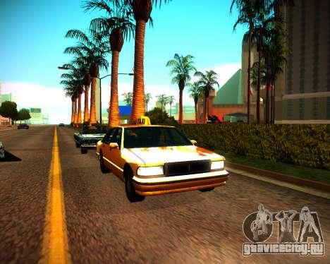 ENB GreenSeries для GTA San Andreas третий скриншот