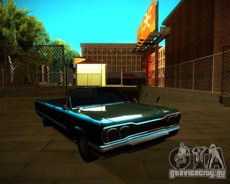 ENB GreenSeries для GTA San Andreas седьмой скриншот