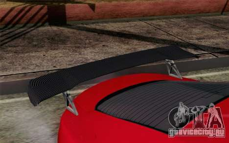 GTA 5 Dewbauchee Exemplar SA Mobile для GTA San Andreas вид справа