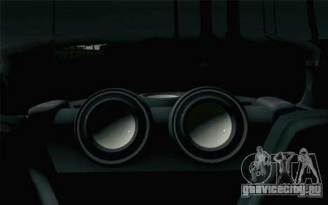 Mazda RX-7 Veilside Tokyo Drift для GTA San Andreas вид сзади