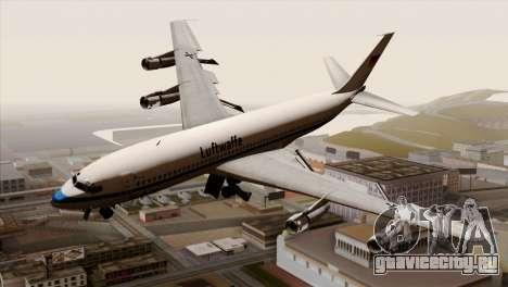 Boeing 707-300 Luftwaffe для GTA San Andreas