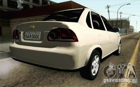 Chevrolet Classic для GTA San Andreas вид слева