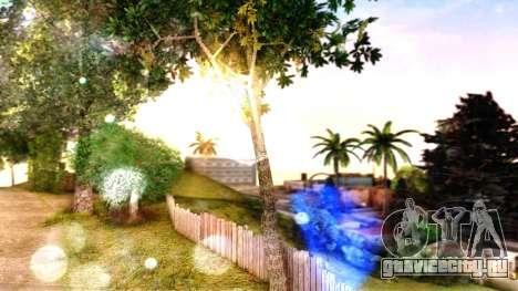 ENB for SA:MP v5 для GTA San Andreas пятый скриншот