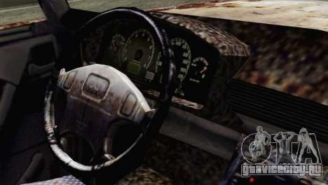 Russian Rustic Moskvitch для GTA San Andreas вид справа