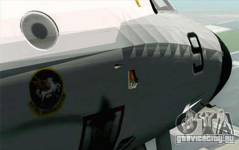Lockheed P-3 Orion VP-11 US Navy для GTA San Andreas вид сзади
