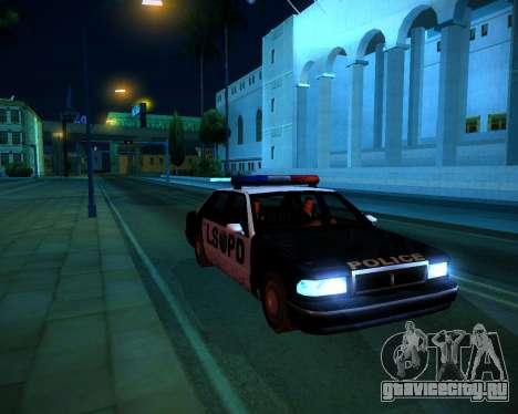 ENB GreenSeries для GTA San Andreas одинадцатый скриншот