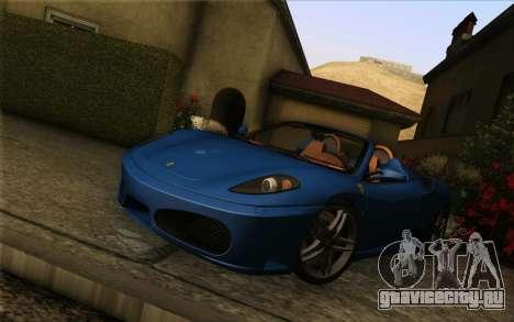 GTA 5 ENB by Dizz Nicca для GTA San Andreas четвёртый скриншот