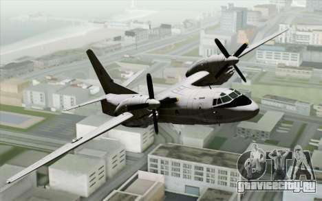 AN-32B Croatian Air Force Closed для GTA San Andreas