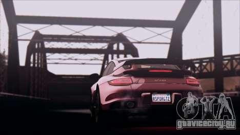Strong ENB для GTA San Andreas