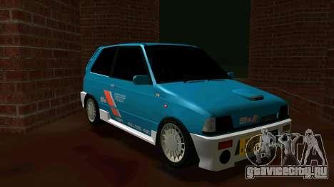 Suzuki Alto Works RS/R для GTA San Andreas вид справа