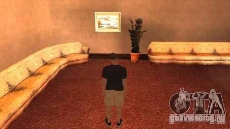 New Zero для GTA San Andreas третий скриншот