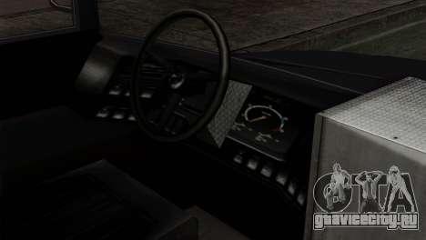 GTA 4 TLaD Prison Bus для GTA San Andreas вид справа