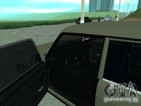 ВАЗ 2105 Жигули для GTA San Andreas вид справа