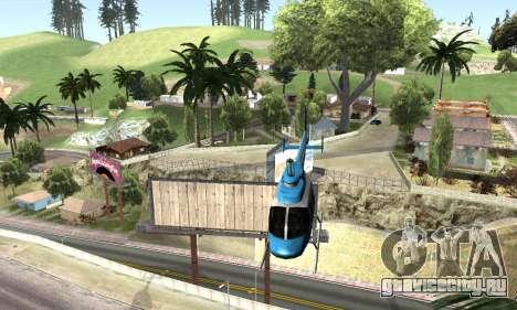 BeautifulDark ENB для GTA San Andreas шестой скриншот