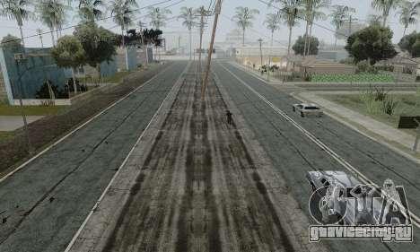 HQ Roads by Marty McFly для GTA San Andreas четвёртый скриншот