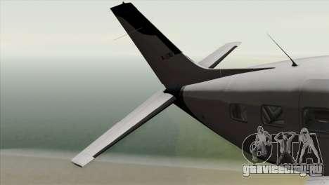 GTA 5 Velum для GTA San Andreas вид сзади слева