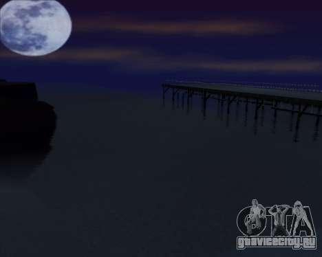 ENB Series for SAMP для GTA San Andreas девятый скриншот