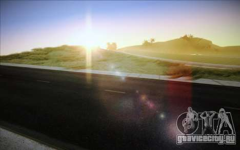 ENB for SA:MP v5 для GTA San Andreas