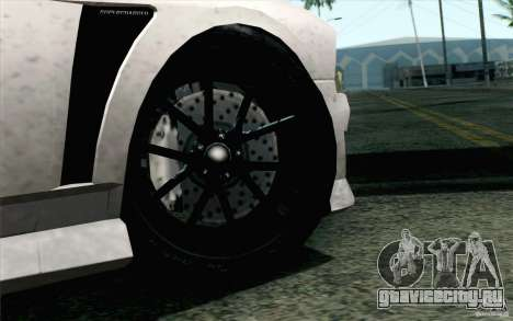 Wheels Corrector 2.0 SAMP для GTA San Andreas третий скриншот