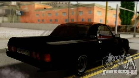 ГАЗ 31029 Пикап для GTA San Andreas вид слева
