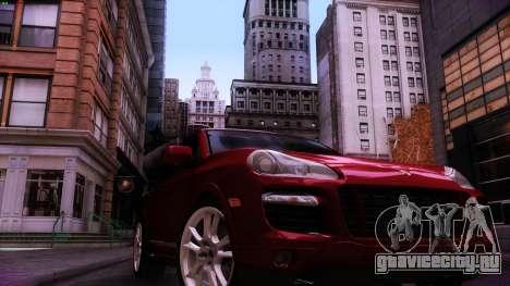 Lenoxx ENB для GTA San Andreas четвёртый скриншот