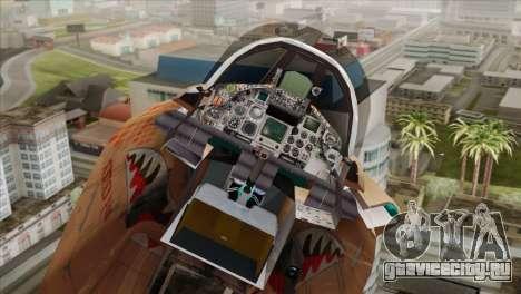 Tornado MIG Eater для GTA San Andreas