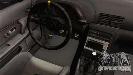 Nissan Skyline R32 Drift JDM для GTA San Andreas вид справа