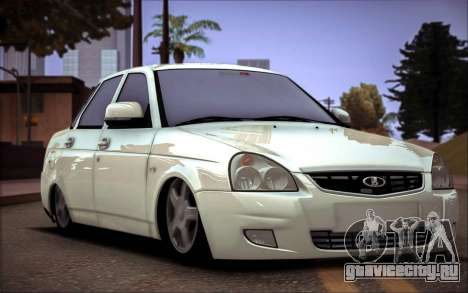 ENBSeries and Timecyc by bbs для GTA San Andreas
