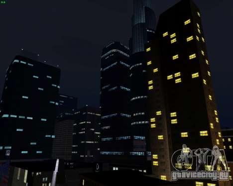 ENB Series for SAMP для GTA San Andreas седьмой скриншот
