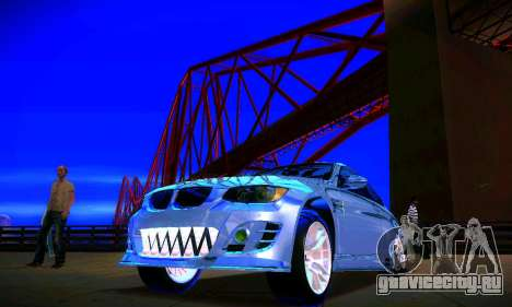 ANCG ENB v2 для GTA San Andreas второй скриншот