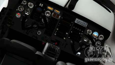GTA 5 Velum для GTA San Andreas вид сзади