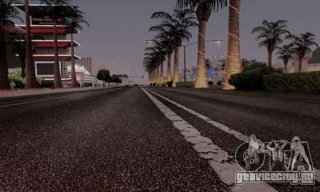 HQ Roads by Marty McFly для GTA San Andreas восьмой скриншот