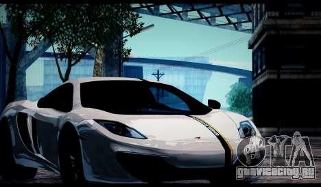 Smooth Realistic Graphics ENB 4.0 для GTA San Andreas второй скриншот