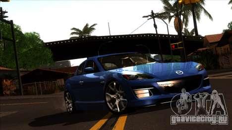 ENBSeries для слабых PC v5 для GTA San Andreas