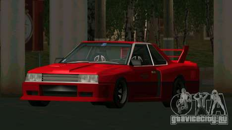 Nissan Skyline RS Turbo F-SPL (R30) для GTA San Andreas
