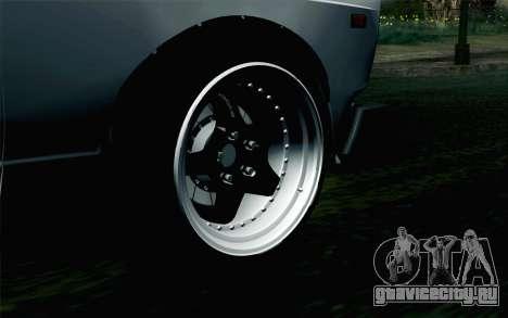 ВАЗ 2105 Дрист-Корч для GTA San Andreas вид сзади слева